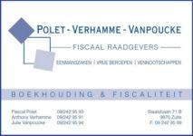 Logo Anthony Verhamme Boekhouder Fiscalist