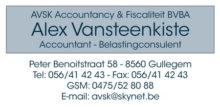 Logo Alex Vansteenkiste