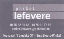 Chris Lefevere